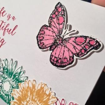 final card closeup