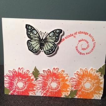 second card