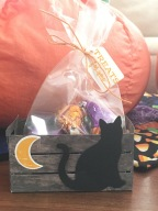 halloween treat holder