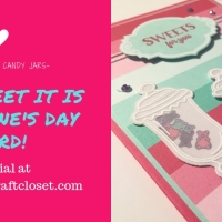 How Sweet It Is Valentine's Day Card!